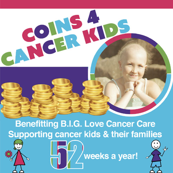 Coins for Cancer Kids